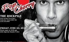 Pop Cherry – The Rockpile