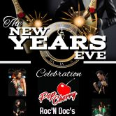 Roc n' Docs – New Year's Eve Party 2018